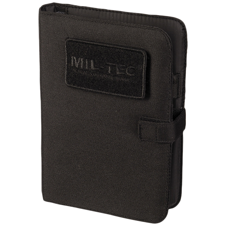Tasca porta documenti Tactical Mil-Tec small nera