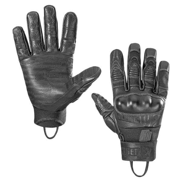Guanti da arrampicata X-Rope marca KinetiXx colore nero