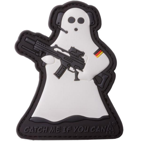 Patch 3D marca JTG fantasma armato Sniper swat