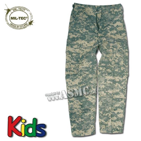 Pantaloni bambini BDU AT-digital