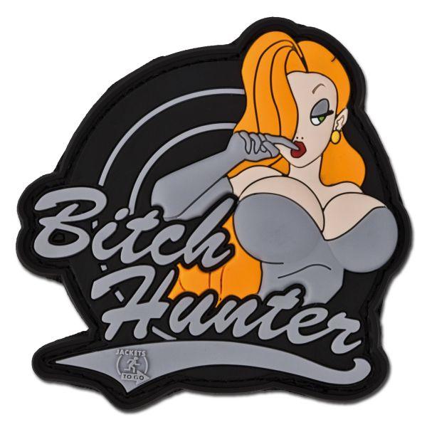 3D-Patch BITCH HUNTER swat