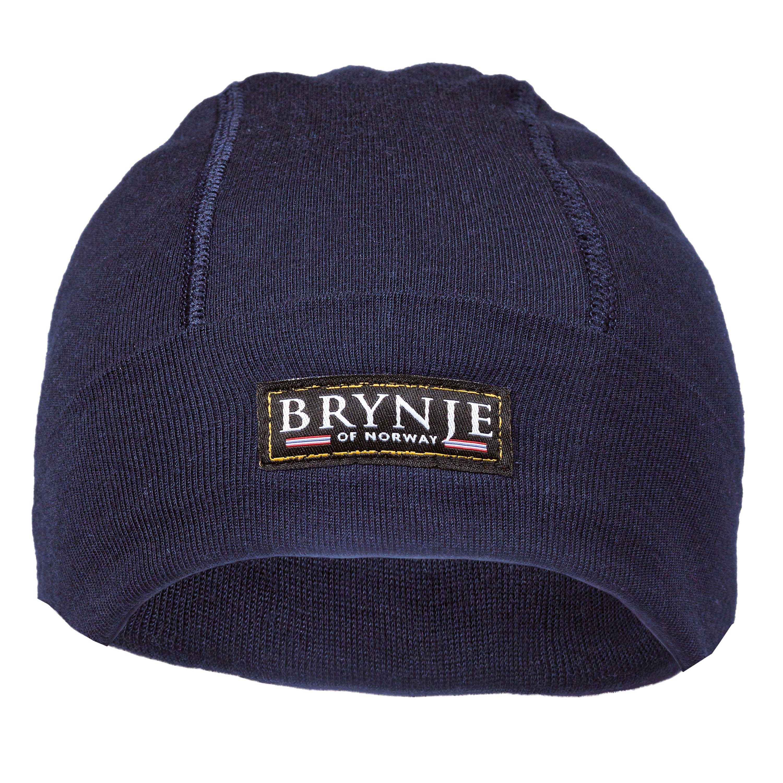 Berretto Brynje, colore blu