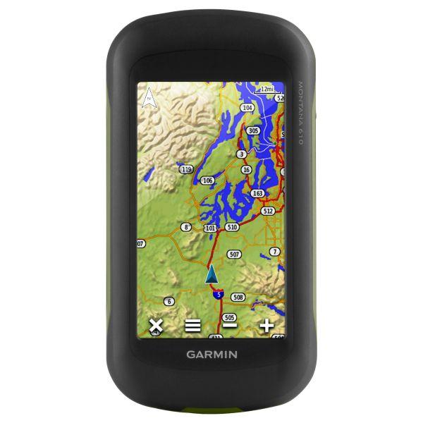 GPS portatile Montana 610 marca Garmin