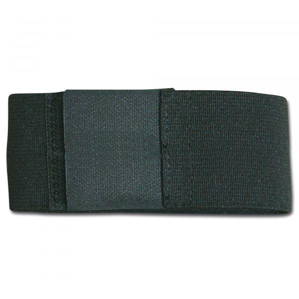 Elastici pantaloni 5 cm neri