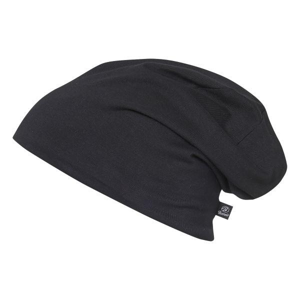 Berretto Jersey, marca Brandit, bicolore nero/grigio chiaro