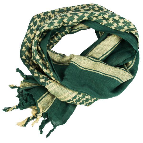 Fazzoletto shemag foliage green