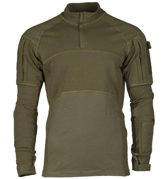 Camicia da campo Assault marca Mil-Tec verde oliva