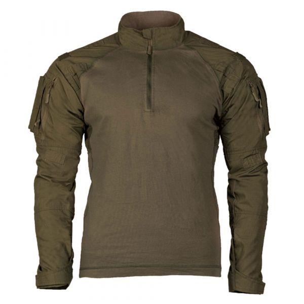 Camicia da campo marca Mil-Tec Tactical 2.0 oliva