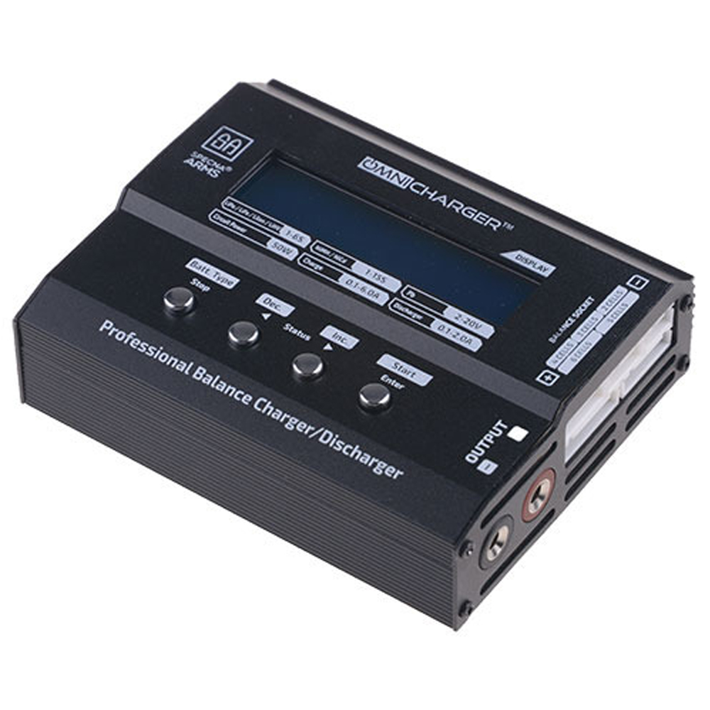 Carica batteria universale marca Specna Arms