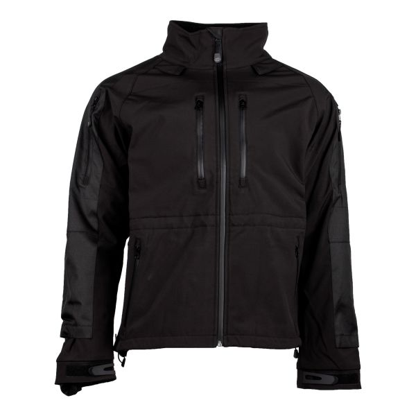 Giacca Softshell Protect nero