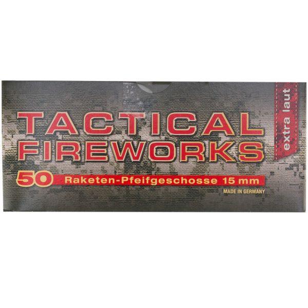 Fuochi pirotecnici scoppiettanti Tactical Fireworks