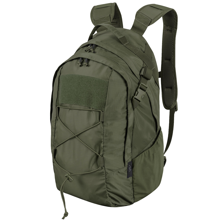 Zaino EDC Pack marca Helikon-Tex Cordura verde oliva