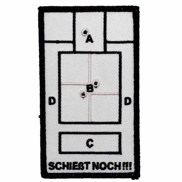 Patch Schießt Noch marca Cafè Viereck