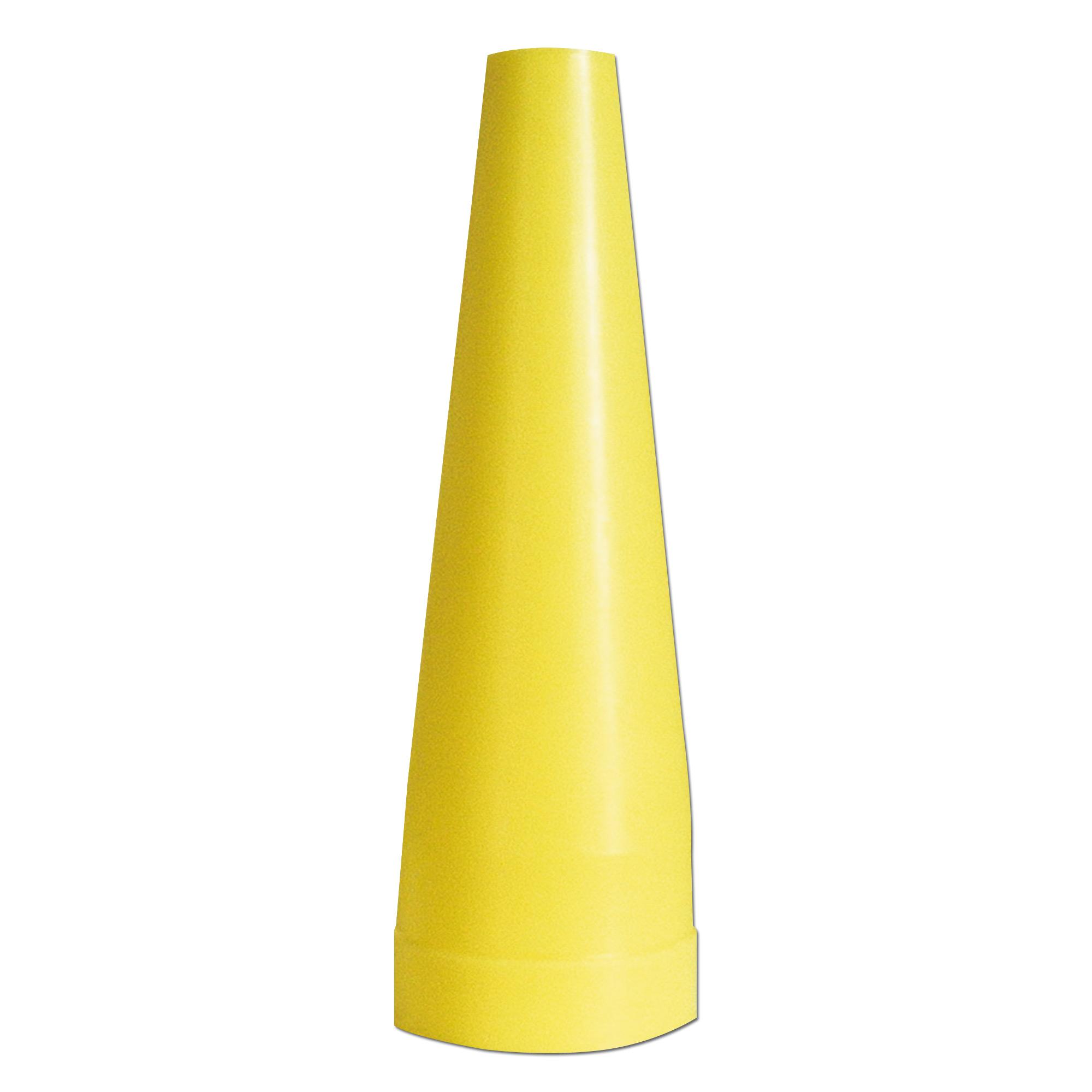 Traffic Wand yellow