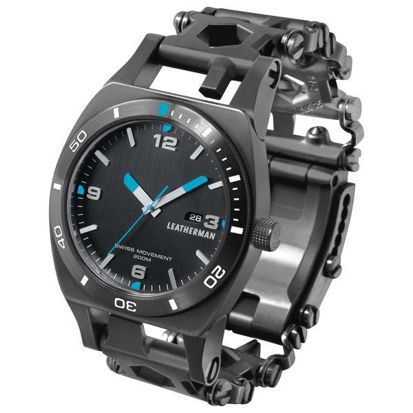 Orologio Multi Tool Tread Tempo marca Leatherman nero
