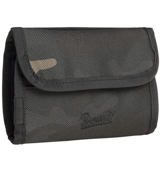 Portafogli Wallet Two marca Brandit darkcamo