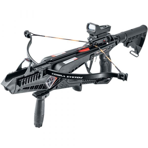 Set balestra Xbox marca EK Archery Cobra nero