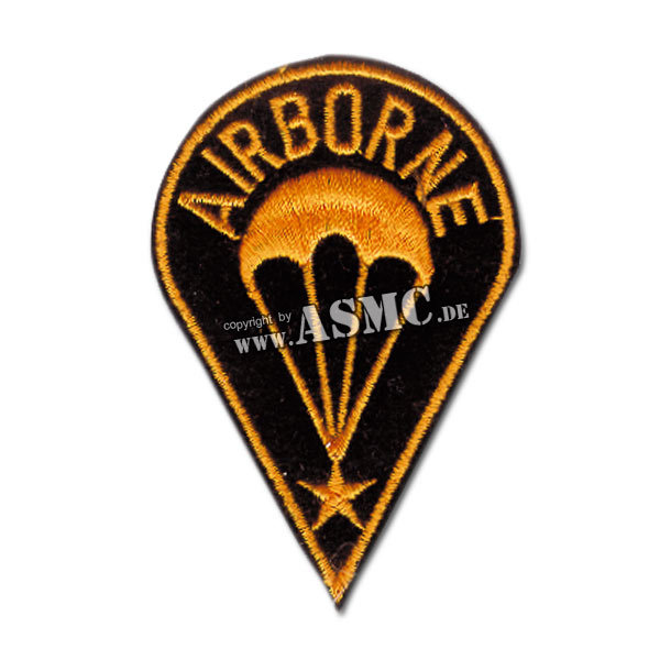 patch Airborne Star