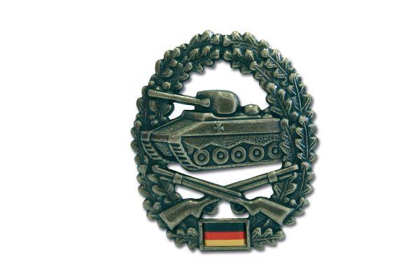Distintivo da berretto granatiere panzer BW