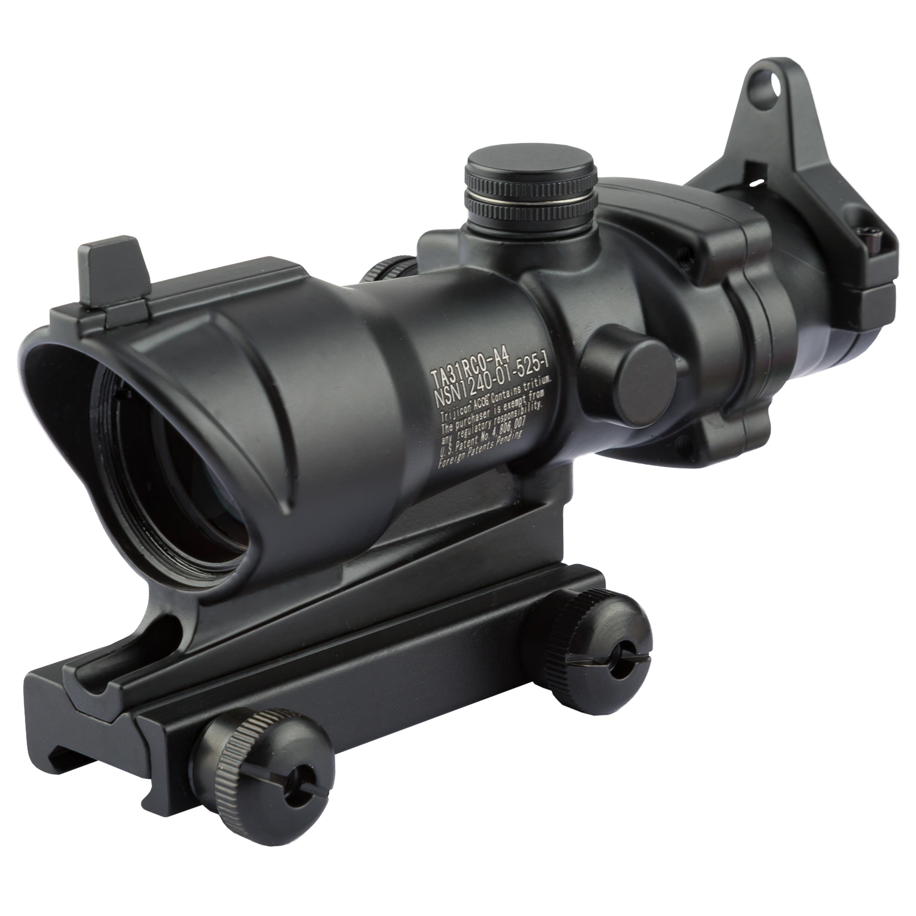 Puntatore ottico A.C.O.G. Tipo 4x32 Scope GFA nero