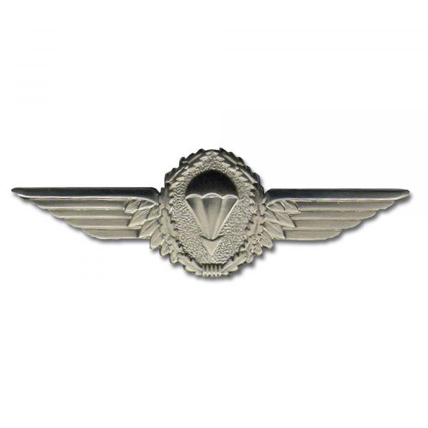 Badge BW metallo paracadutista metallo