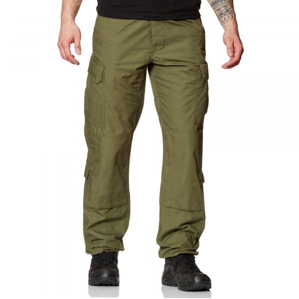Pantalone CPU marca Helikon-Tex verde oliva