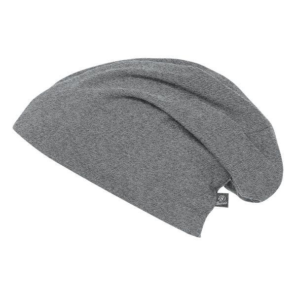 Berretto Jersey, marca brandit, grigio scuro
