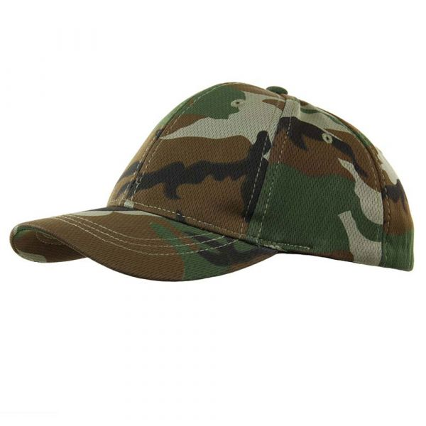 101 Inc. Kindermütze Baseball Cap woodland