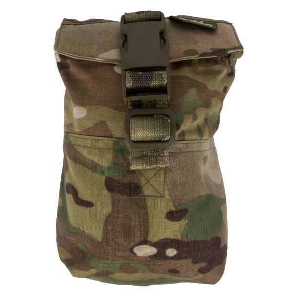Tasca laterale per Smock Stealth marca UF Pro multicam
