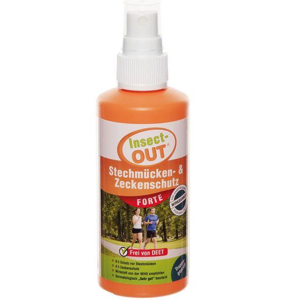 MFH Spray Insect-OUT Stechmücken- und Zeckenschutz 100 ml