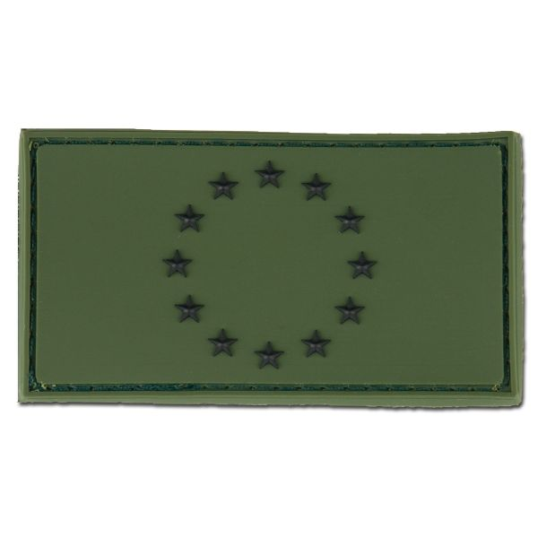 Patch 3D-Patch bandiera EU forest