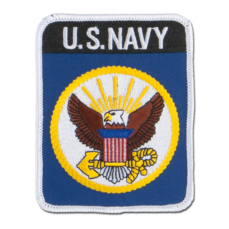 Insignia US Navy cloth