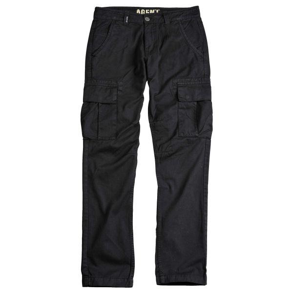 Pantaloni Alpha Industries Agent colore nero