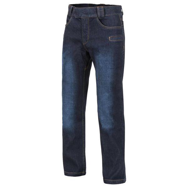 Jeans Greyman TacticalHelikon-Tex Denim Mid blu scuro