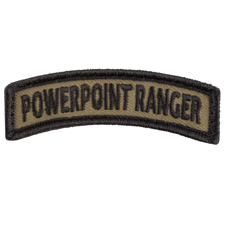 Patch da braccio Café Viereck PowerPoint Ranger