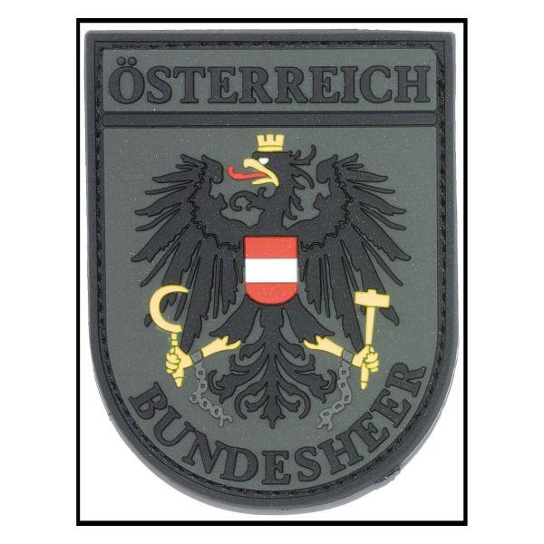 Patch da braccio Esercito militare austriaco oliva fullcolor