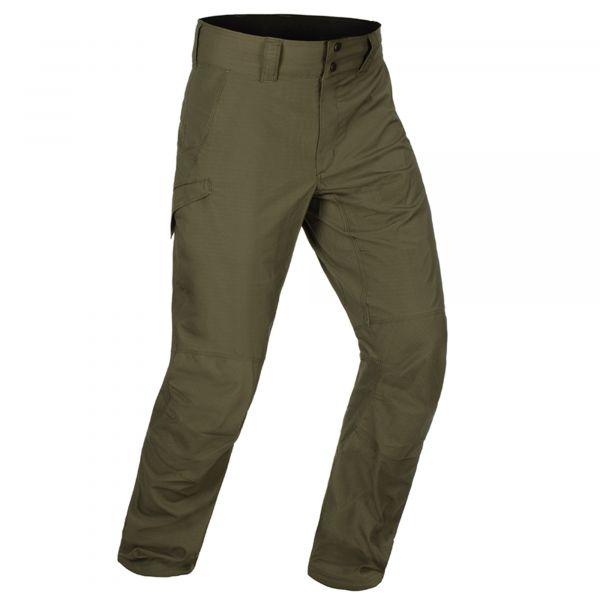 Pantaloni Tactical Pant Defiant Flex ClawGear grigio oliva