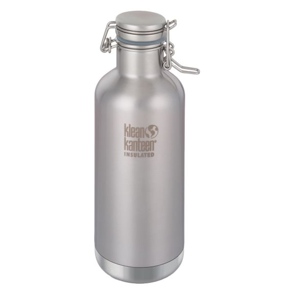Bottiglia termica Growler Klean Kanteen 946 ml acciaio satinato