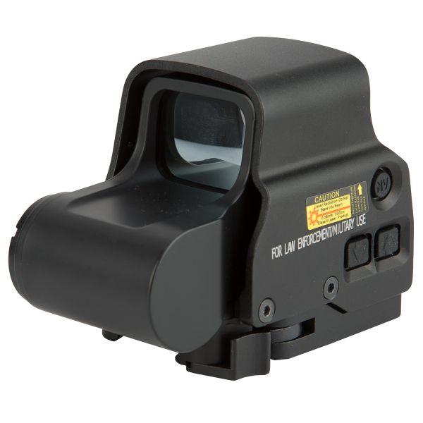 Puntatore Red Dot Sight tipo 556 GFA con cover nero