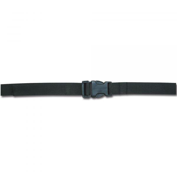 Cinturino con fibbia colore nero mod. precedente