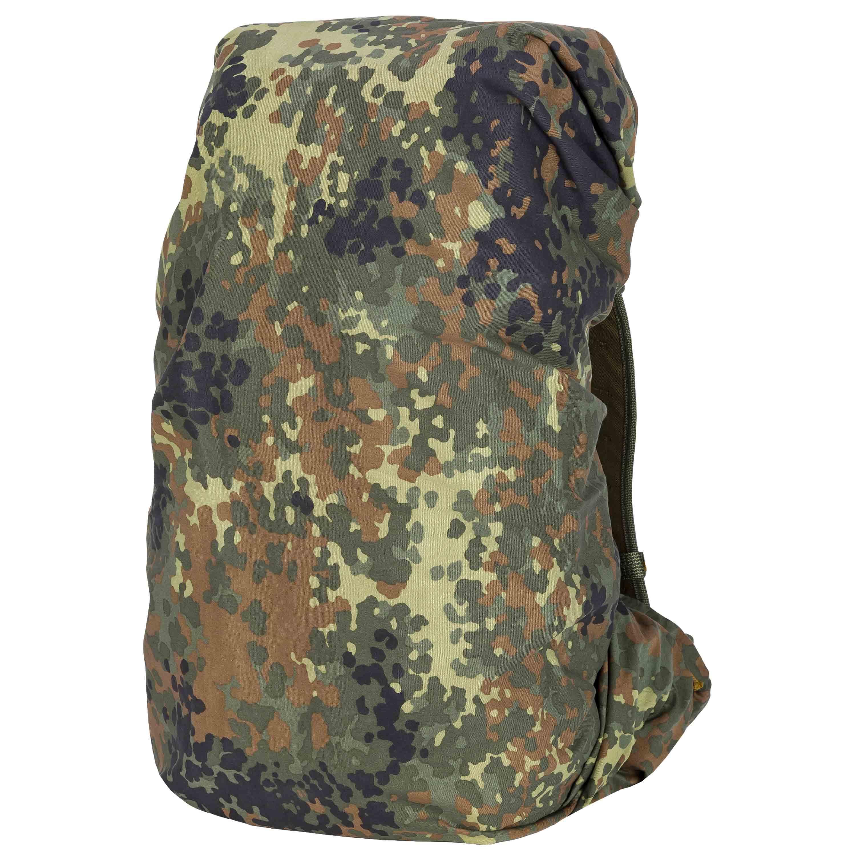 Fodera per zaino militare BW mimetico usato