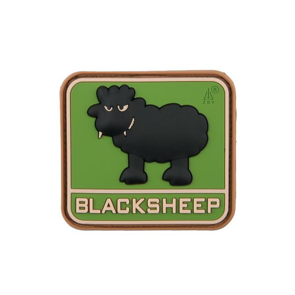 3D-Patch Black Sheep multicam