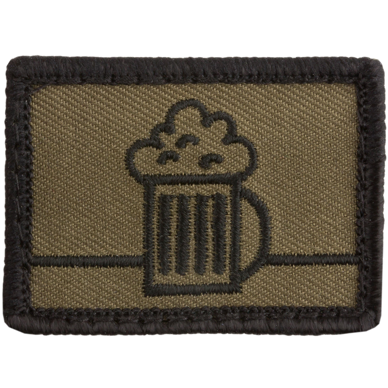 Patch Café Viereck Patch Fornitura militare di birra