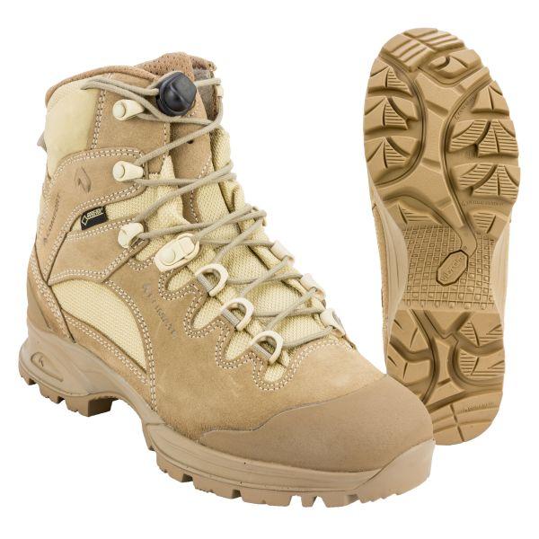 Scarponi Scout, marca Haix, desert
