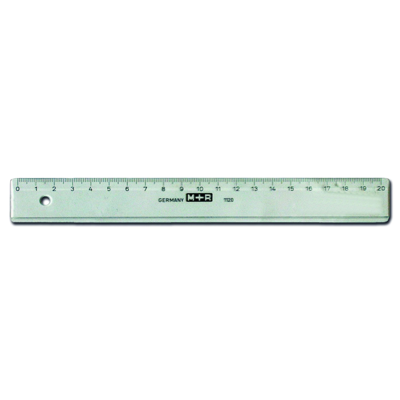 Ruler 20 cm