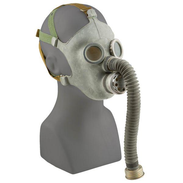 Maschera facciale di protezione sovietica PDF grigia come nuova