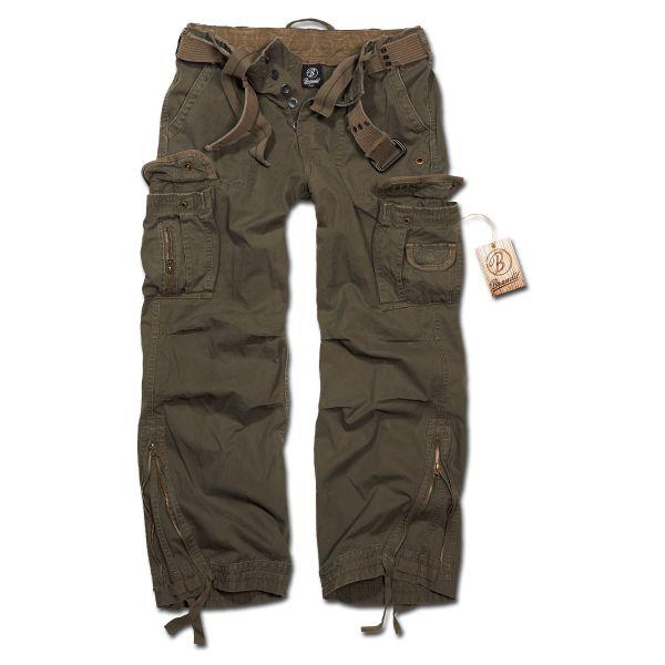 Pantaloni Royal Vintage marca Brandit verde oliva
