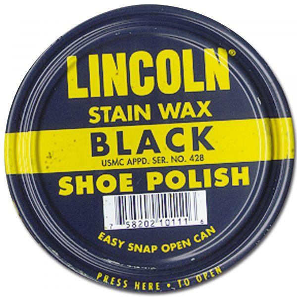 Cura scarpe Stain Wax, Lincoln
