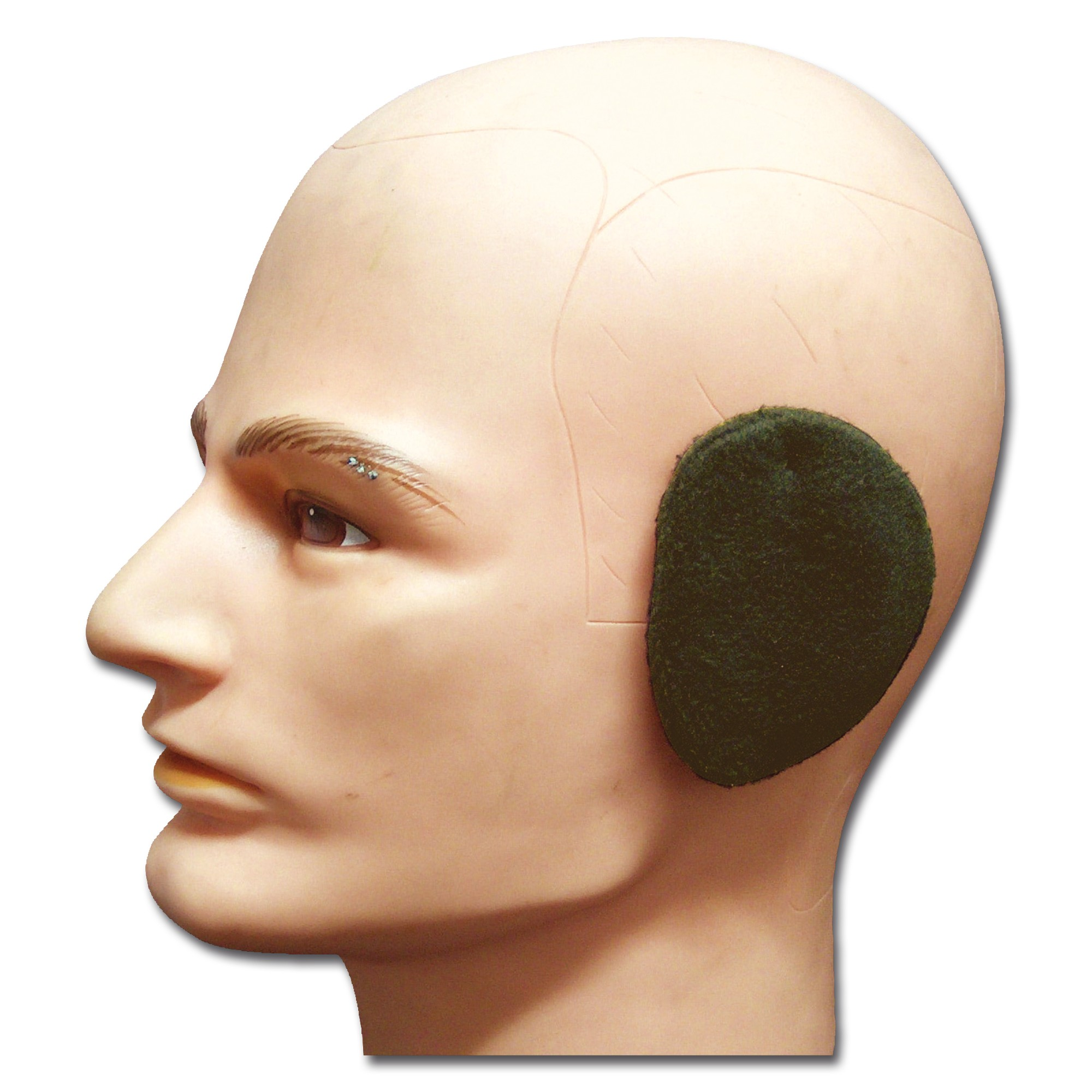 Earbags olivgreen