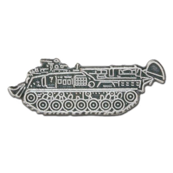 Mini spilla in metallo carro armato dachs